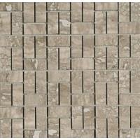 TES76964 DOMUS Mosaico Brik Visione Glossy 30X30 30x30