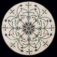 Мозаика  ковёр из плитки Natural PH-18