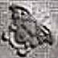 118131  Palace Gold GIROSPECCHIO MEDUSA SILVER 7x7