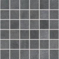 Мозаика матовая черная DDM05697 RAKO