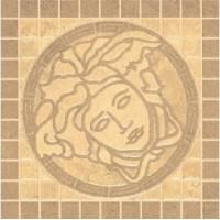 36x2x51 Angolo Medusa Oro-Noce 15x15