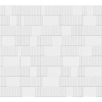 Керамическая плитка  белая под кирпич VIVES 925560