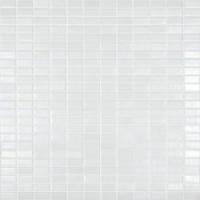 Bijou White Satin (на сетке) 31,7x31,7