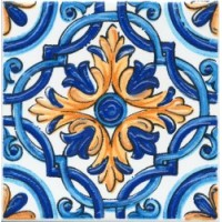 Керамическая плитка  желтая Kerama Marazzi STGA4585232
