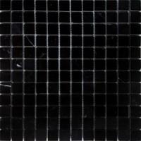 Pietrine Nero oriento POL 2.3x2.3 29.8x29.8