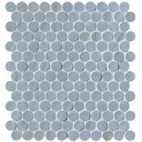 Brooklyn Round Sky Mosaico 29.5x32.5