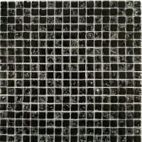 Strike Black (стекло) 30x30