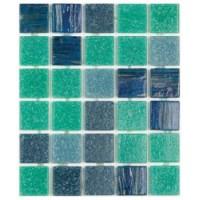 Мозаика для пола для ванной TES80049 Alzare