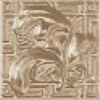 118144  Palace Gold GIROSPECCHIO FOGLIA CREAM 7x7