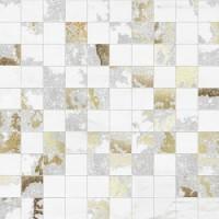Мозаика для фартука белая MQSW Brennero