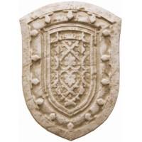 78794371 Настенный декор (Вставка) INSERTO BLASON CREMA Saloni Ceramica 17x23