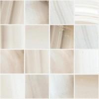 747756 ALABASTRI Bamboo Glossy 7.5x7.5 Mosaico 6mm 30x30