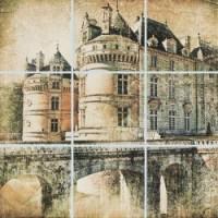 TES89290 Milano Conjunto Castle 60*60 60x60