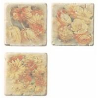 938683 Декор INSERTO OTTOCENTO S/3 BOTTICINO Cir Ceramiche 10x10