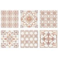 Керамическая плитка  для кухни пэчворк Kerama Marazzi 5229