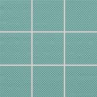 Мозаика  бирюзовая RAKO GRS0K667
