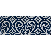 Керамическая плитка  для ванной черно-белая Imola Ceramica TES93377