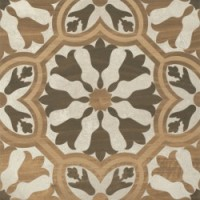 GUS-GGE113D  Gusto Brown decor 45x45
