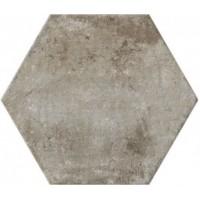 TES14079 Heritage Exagona Grey 34.5x40