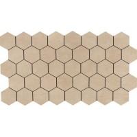 Мозаика  шестиугольная (соты) LEONARDO 1502 TES77599