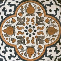 Керамическая плитка  серая Lasselsberger 3603-0087