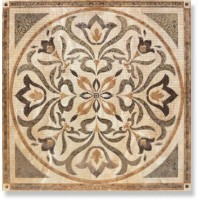 923915 Декор DECOR VOLGA MARFIL Prissmacer 45x45