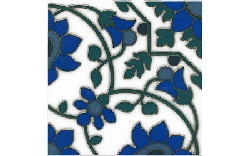 Керамическая плитка STG/A187/5155 Девоншир 20*20 декор 20x20 Kerama Marazzi STGA1875155