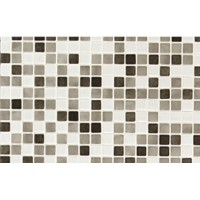 Мозаика  черно-белая Ezarri TES79855