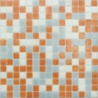 MIX13 серо-розовый (бумага) 32.7x32.7