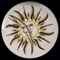 Мозаика  ковёр из плитки Natural PH-19