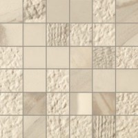 BE013MM Crema Imperiale Mosaico Mix RT 30x30