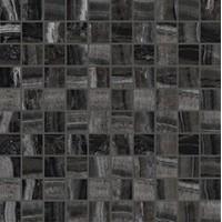 Мозаика матовая черная 752538 Cerim