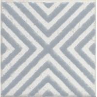 STG/C403/1270 Амальфи орнамент серый 9.9*9.9