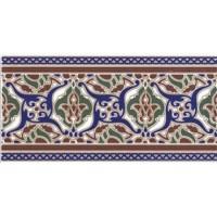 928761 Бордюр CENEFA LAYAL Cas Ceramica 14x28