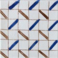 D01324N1E107 Fez Bleu 10x10