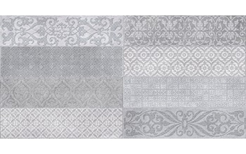 Керамогранит Rev. Deco Bricktrend Grey  8.15x33.15 Gayafores 906510