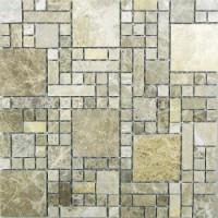 Tetris из натурального камня 30.5x30.5