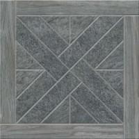 K943932  Urban Quarzite Антрацит с деревянной рамкой 45х45 45x45