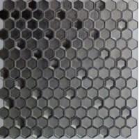 Argento grani hexagon 23x13x6 30x30x0.6