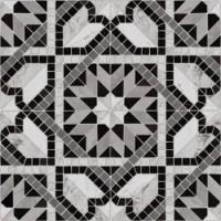 TES431 Cilena 43,5x43,5 Negro g.167 43.5x43.5