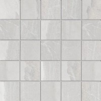 TES38674 63660 (KGEMOSR2) Geo Mosaico Grigio nat/ret 30x30