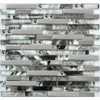 MS-623  метал стекло (15.48x98x8) 29.8x30.5