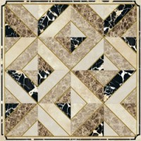 TES13925 CHESTER Scuro Gold 60x60