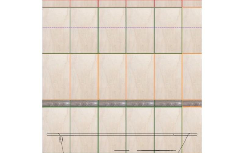 Керамическая плитка Коллекция Atrium Pireo