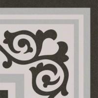 Напольная плитка ANASTASIA CORNER GREY Cas Ceramica