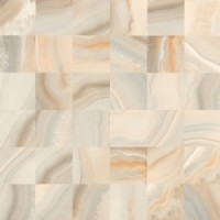 Agatha DECOR BONE GLOSSY 60x60