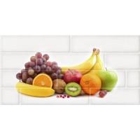 TES102800 Брик Кремовый 1 экзотик (фрукты) 30x60