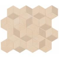 923020 Мозаика DELUXE BEIGE TESSERE ROMBI Marca Corona 26x28