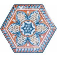 921294 Декор HEXATILE BASILICA 3 Equipe Ceramicas 17.5x20