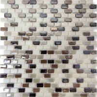 Мозаика 701 ПРЕССОВАННОЕ СТЕКЛО (1,2Х20) Chakmaks
